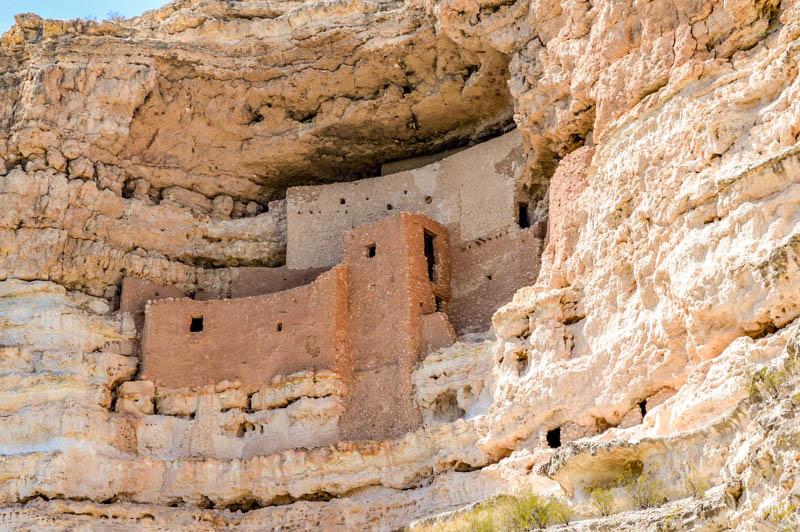 Montezuma's Castle and Well National Monument Arizona