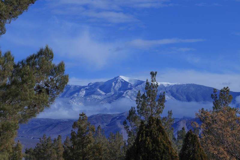 Mount Charleston Nevada