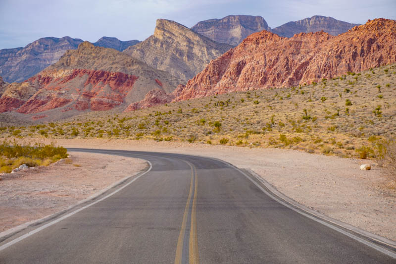 Red Rock Canyon National Recreation Area Nevada