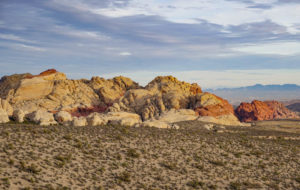 Red Rock Canyon is one of the best places to visit in Nevada!