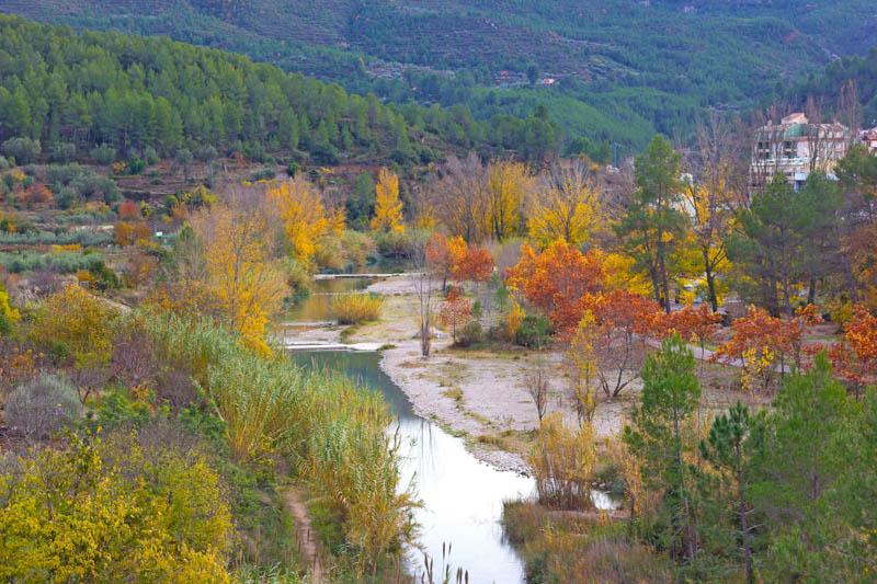 Montanejos Hot Springs Spain