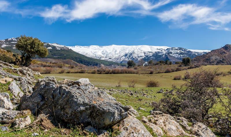Sierra Nevada National Park Spain