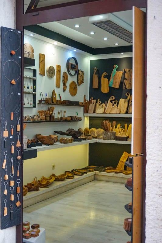 Store in Rovinj,  Croatia