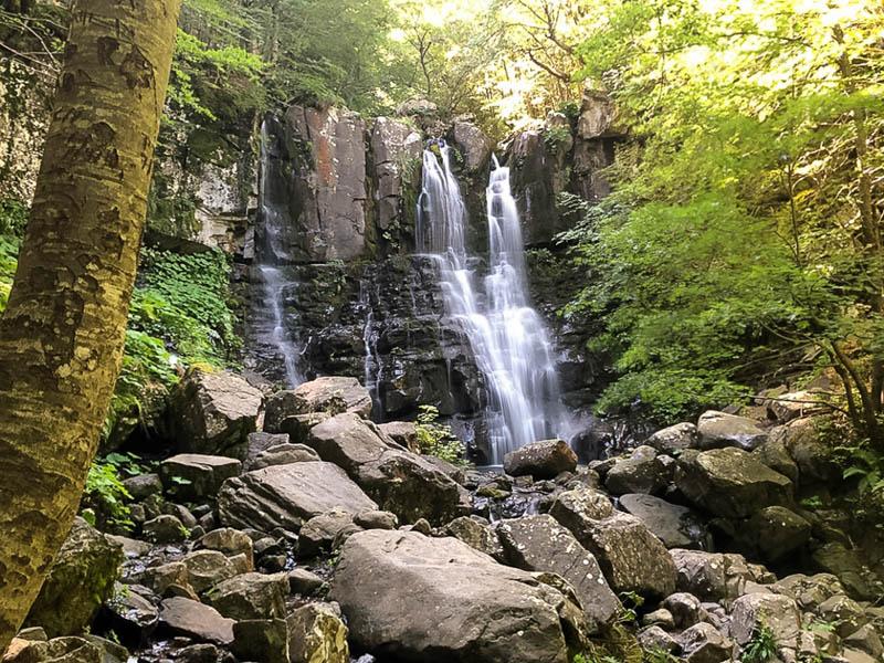 Dardagna Falls Italy