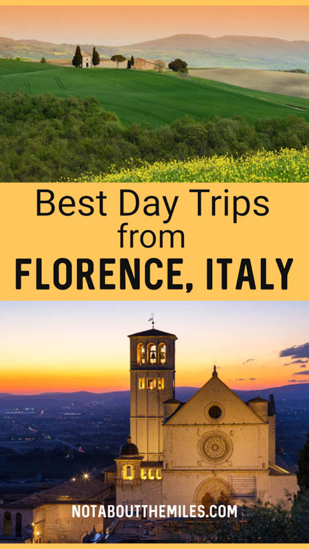 Discover the most exciting day trips from Florence, Italy, you can do! Explore Tuscany and beyond with our round-up of exciting day trip destinations from Firenze.