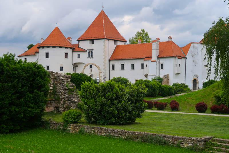 Stari Grad Varazdin Croatia
