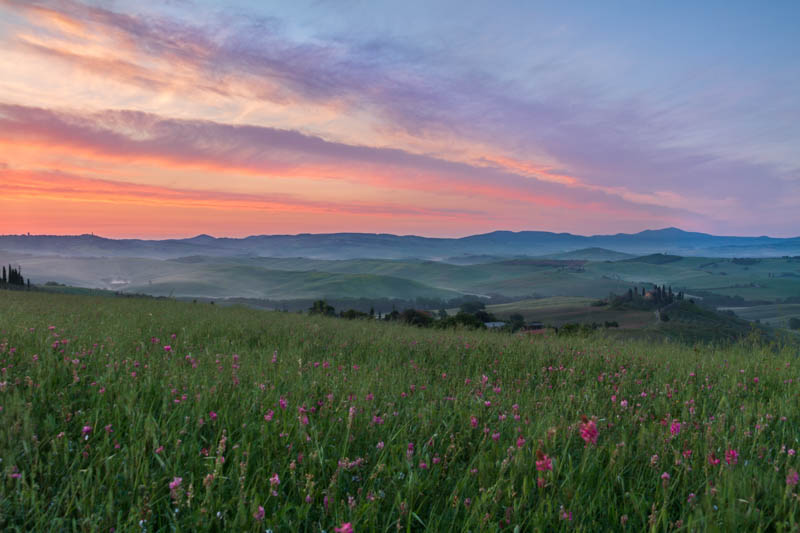 Exploring Tuscany by way of day trips from Florence