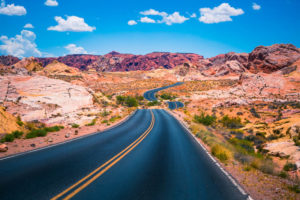 Valley of Fire State Park is one of the best day trips from Las Vegas you can do!