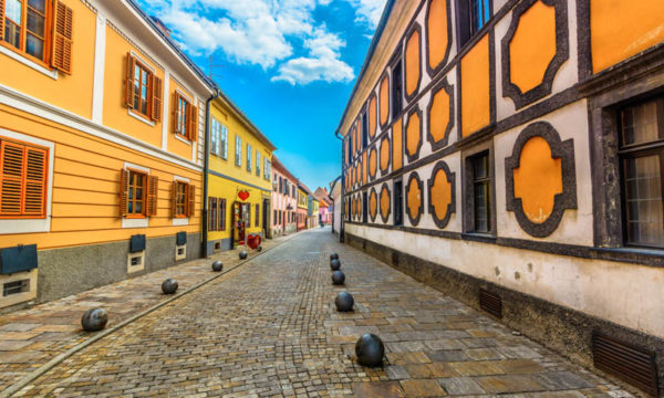 Visiting Varazdin, Croatia: What to Do in This Lovely Baroque Town in One Day!