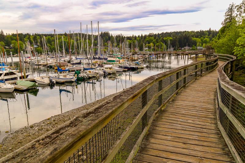 Bainbridge Island in Washington State