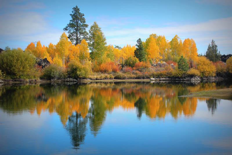 Dillon Falls Area, Bend Oregon