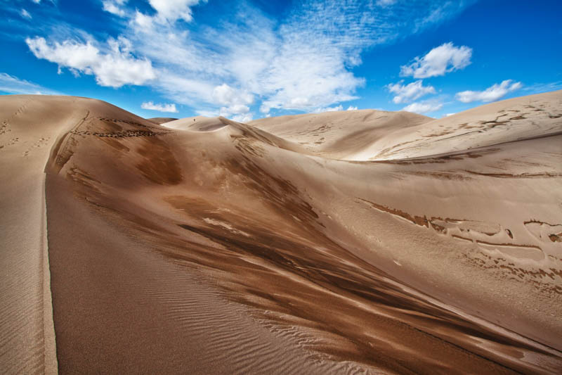 Great Sand Dunes National Park in CO