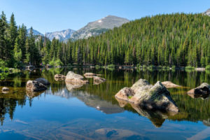 Rocky Mountain National Park is one of the best places to visit in Colorado.
