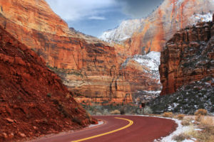 Zion National Park is one of the national parks near Vegas you must visit!