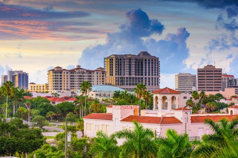 Skyline, Sarasota Florida