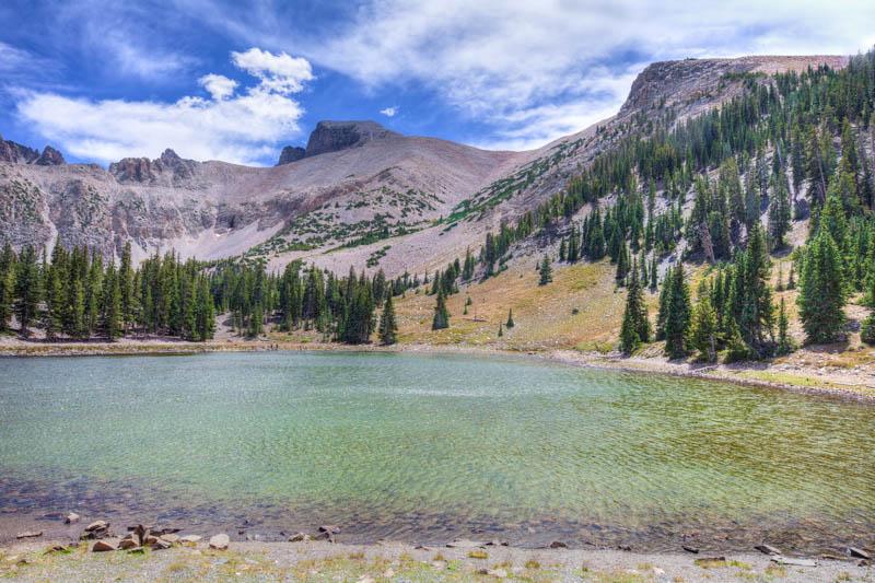 Stella Lake in Great Basin National Park, Nevada
